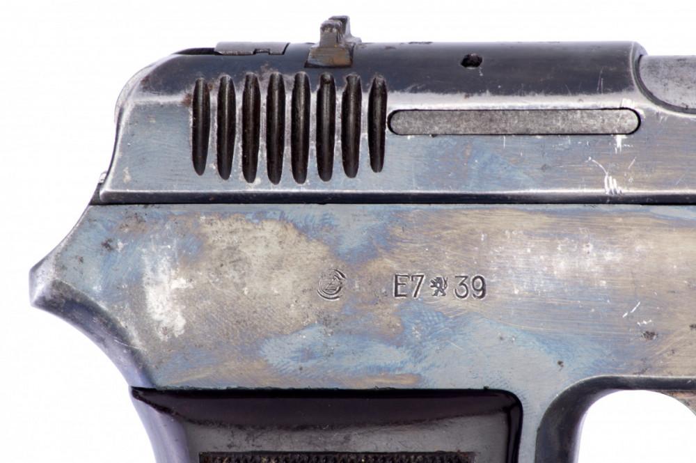Pistole ČZ vz. 38 č.4