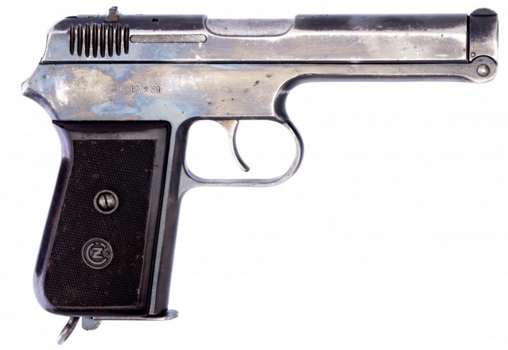 Pistole ČZ vz. 38 č.2