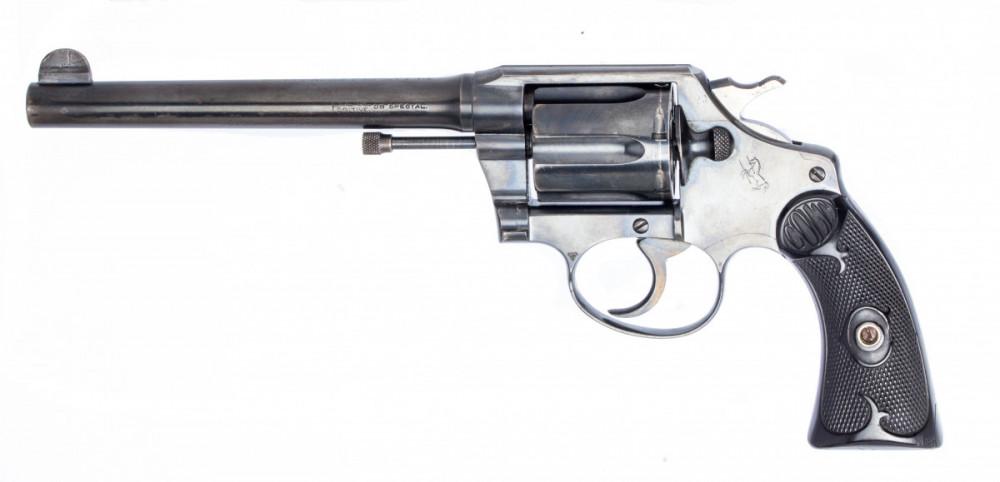 Revolver Colt Police Positive cal.38 Special