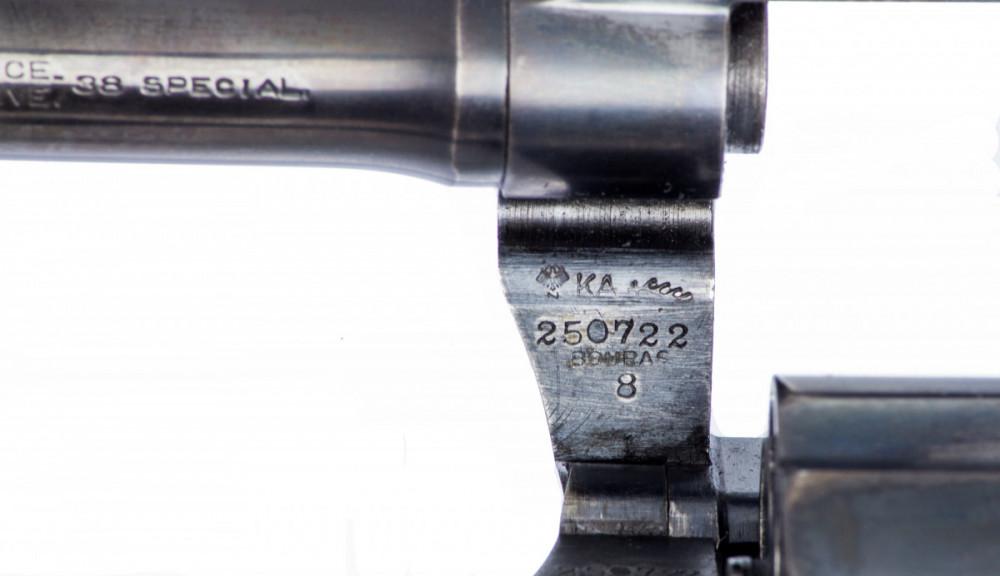 Revolver Colt Police Positive cal.38 Special č.3
