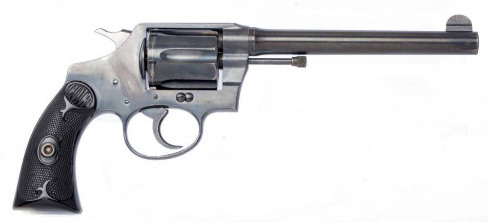 Revolver Colt Police Positive cal.38 Special č.4