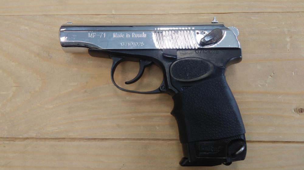 Pistole Baikal 71 9mm Br. (Komise)