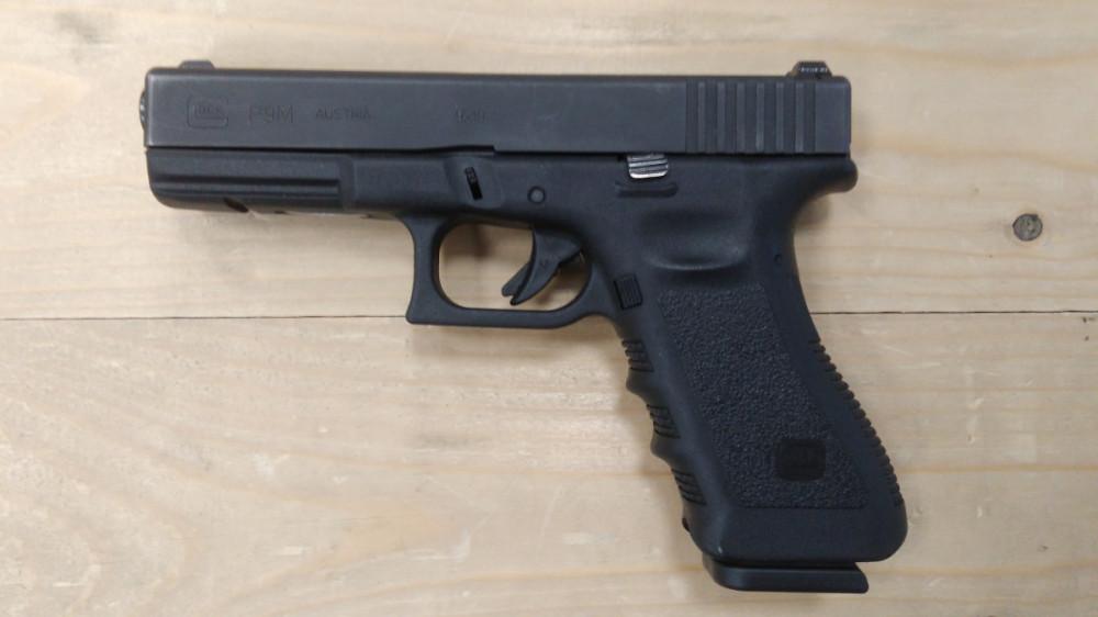 Pistole Glock P9M 9mm Luger č.1