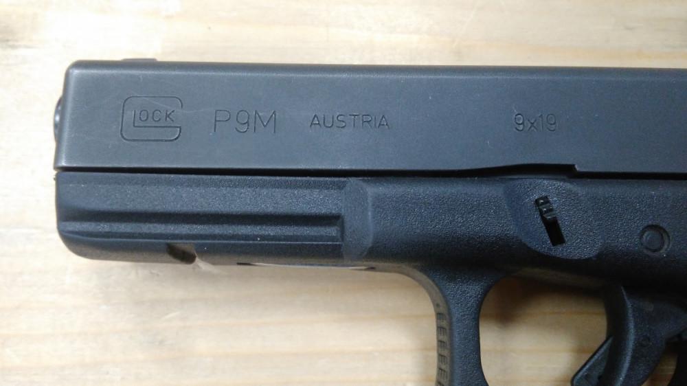 Pistole Glock P9M 9mm Luger č.3